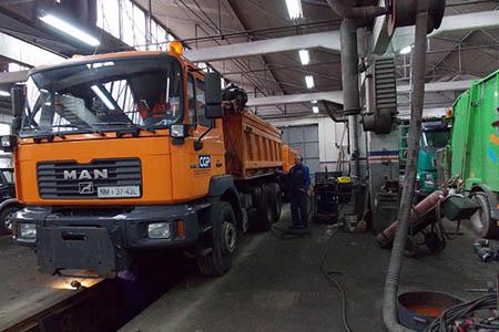 servis-tovornega-vozila-man